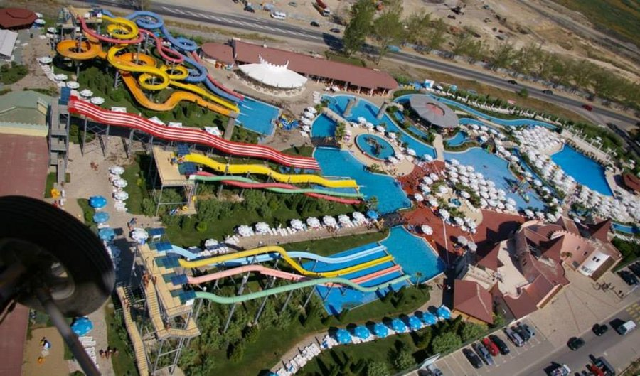 Aquapark SŁoneczny Brzeg Wakacje W Bułgarii
